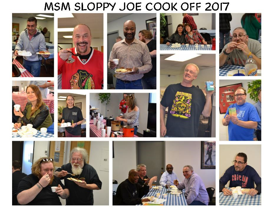 Sloppy Joe Cookoff 2017